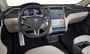 Ein Computer auf Rädern - das Model S von Tesla